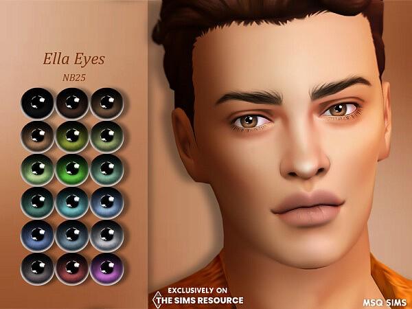 Ella Eyes from MSQ Sims