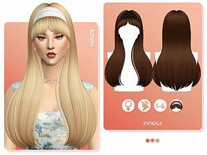 EnriqueS4 Emmi Hairstyle