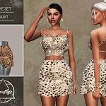 Eve Set Skirt