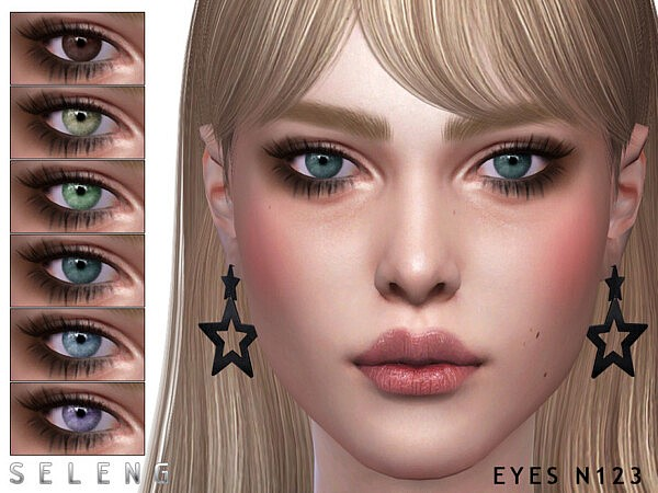 Eyes N123 by Seleng from TSR