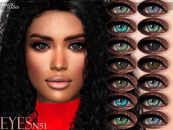 Eyes N51