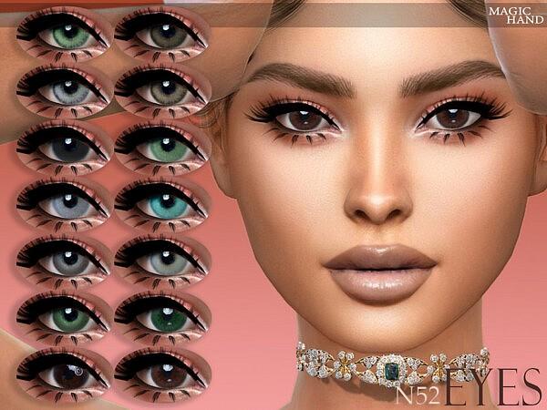 Eyes N52