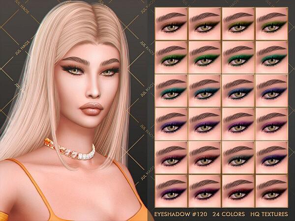 Eyeshadow 120 by Jul Haos from TSR