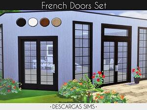 French Door Set