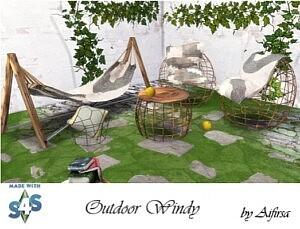 Garden furniture Windy