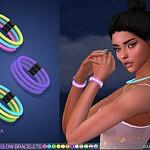 Glow Festival Bracelets