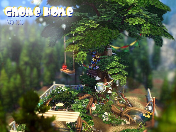 Gnome Home byVirtualFairytales from TSR