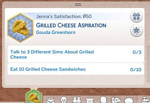 Grilled Cheese Aspiration in CAS