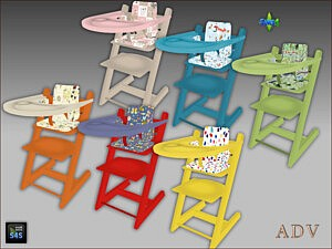 High chairs for toddlers