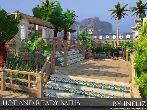 Hot and Ready Baths