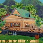 House Overgrown hut