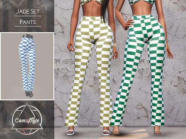 Jade Set Pants