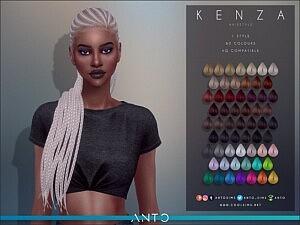 Kenza Hair