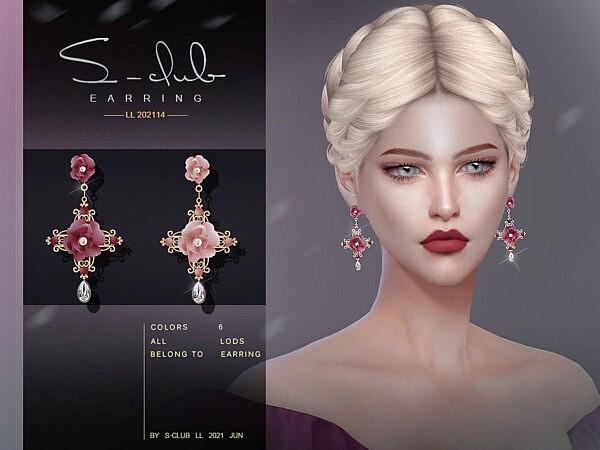 LL Earrings 202114