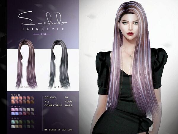 LL hair n91
