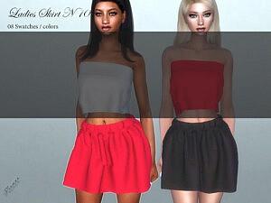 Ladies Skirt N 101
