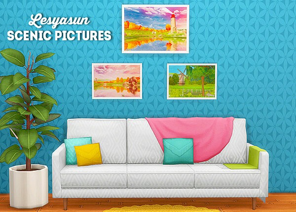 Lesyasun scenic pictures