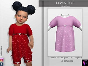 Lewis Top