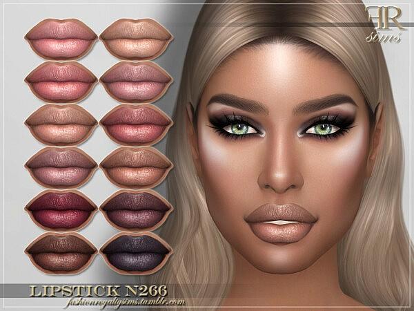Lipstick N266
