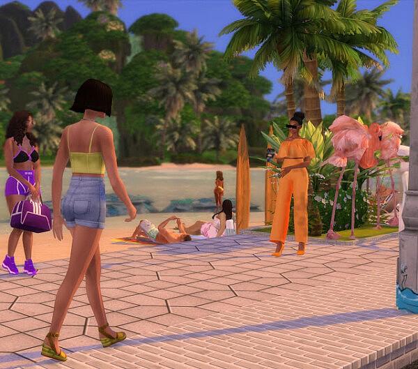 Little Miami Beach