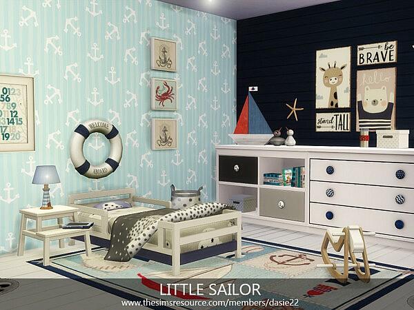Little Sailor Bedroom