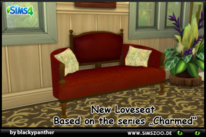 Loveseat from Charmed