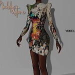 MODEL COCKTAIL sims 4 cc