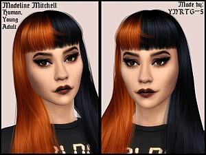 Madeline Mitchell