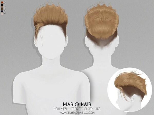 Mario Hair