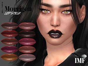 Morrigan Lipstick N.350