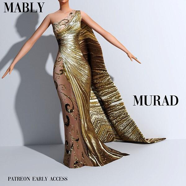 Murad Dress sims 4 cc