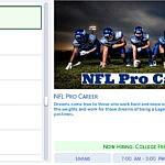 NFL Pro Career sims 4 cc