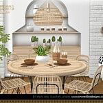 Naturalis Dining decor