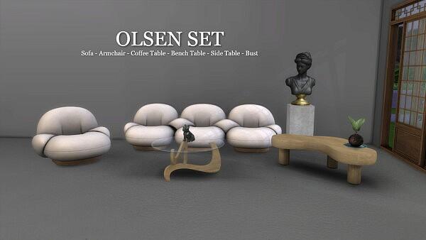 Olsen Set from Leo 4 Sims