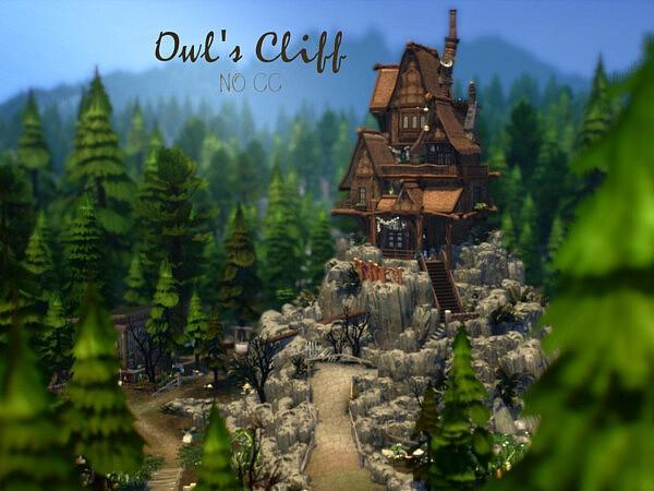 Owls Cliff