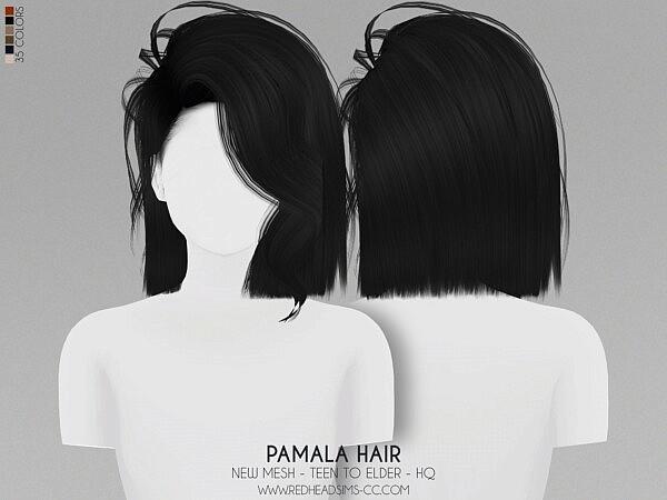 Pamala Hair
