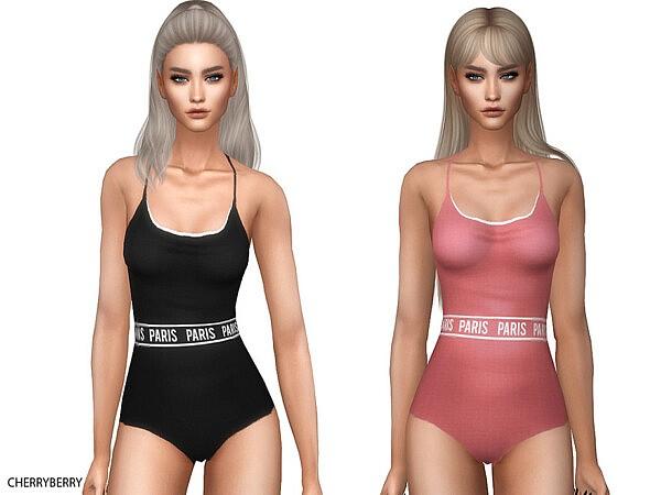 Paris Swimsuit