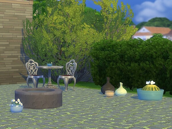 Pots and Pieces sims 4 cc