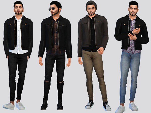 Rampardo Leather Jacket