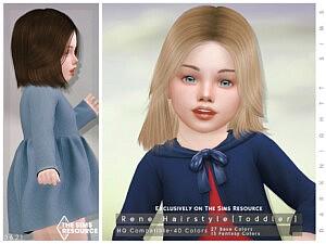 Rene Hair Toddler