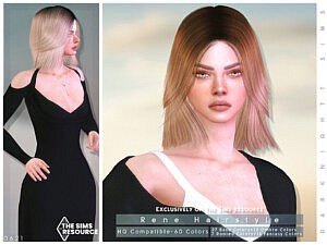 Rene Hairstyle