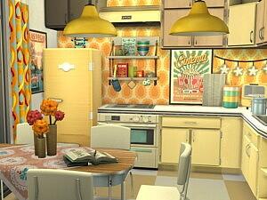 Retro Kitchen Flubs79