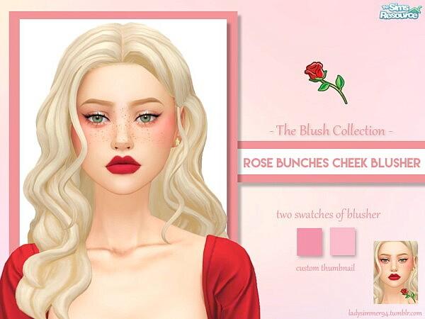 Rose Bunches Cheek Blusher