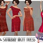 Saturday Night Dress