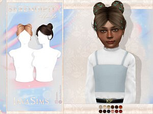 Serendipity Child Hairstyle