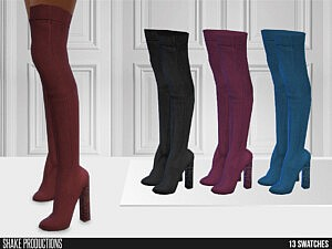 ShakeProductions 688 High Heel boots