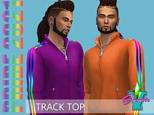 SimmieV Pride21 Track Top