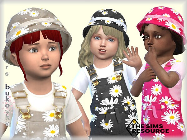 Hat Chamomile by bukovka from TSR