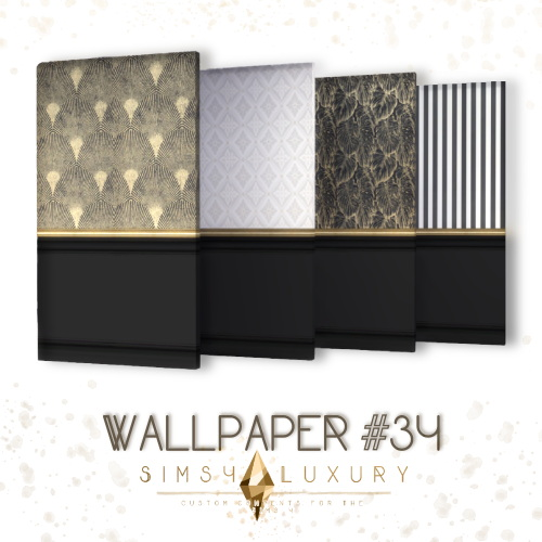 Wallpaper #34 from Sims4Luxury
