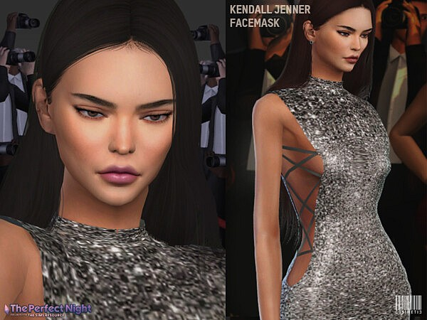 The Perfect Night Kendall Jenner Facemask by cosimetic from TSR